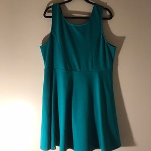 Forever 21 emerald green